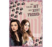 My Teenwolfed Valentine[New Best Friend] Photographic Print