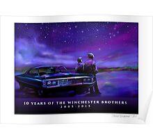 Impala Nights Poster