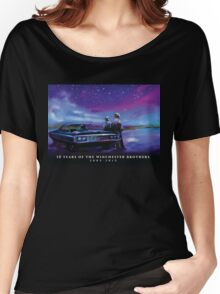 Impala Nights Women's Relaxed Fit T-Shirt