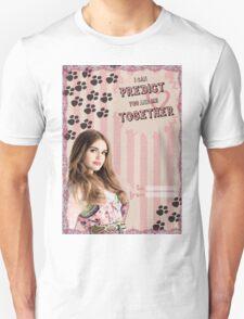 My Teenwolfed Valentine[I Can Predict Us] Unisex T-Shirt