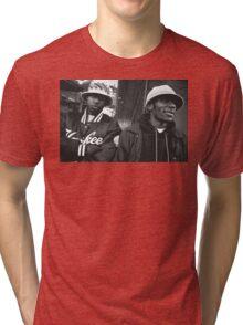 Mos Def and Talib Kweli Tri-blend T-Shirt