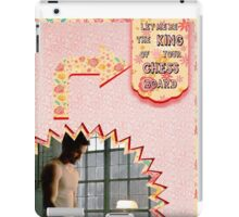 My Teenwolfed Valentine[Let Me Be The King Of...] iPad Case/Skin