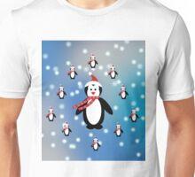 Many Penguins Unisex T-Shirt