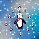 Many Penguins by Susan S. Kline