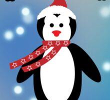 Many Penguins Sticker