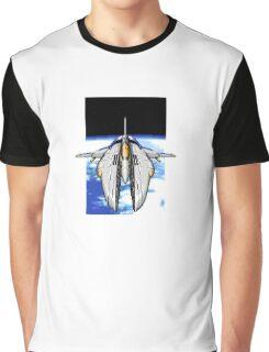 16-Bit Spacecraft Graphic T-Shirt