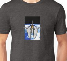 16-Bit Spacecraft Unisex T-Shirt