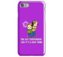 Little Sam & Dean iPhone Case/Skin