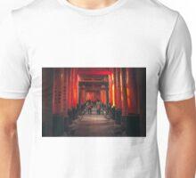 Fushimi Inari Shrine Unisex T-Shirt