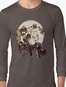 Doctor Rockwell Long Sleeve T-Shirt