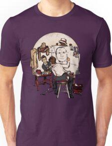 Doctor Rockwell Unisex T-Shirt