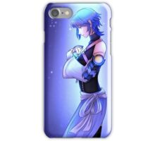 Aqua Wayfinder iPhone Case/Skin