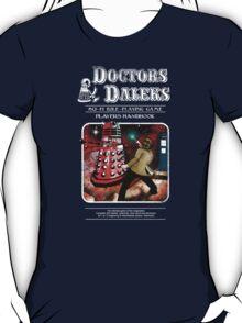 Doctors & Daleks T-Shirt
