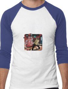 Doctors & Daleks Men's Baseball ¾ T-Shirt