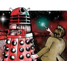 Doctors & Daleks Sticker