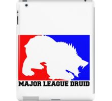 Major League Druid: Bear Tank iPad Case/Skin