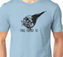 Final Fantasy VII logo Unisex T-Shirt