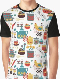 Oma's Kitchen Graphic T-Shirt