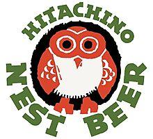 Hitachino Nest Beer Japanese Photographic Print