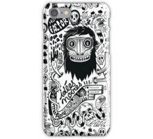 Idées noires iPhone Case/Skin
