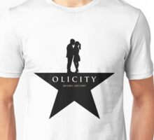 Olicity on a star Unisex T-Shirt