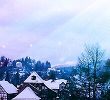 White Christmas by rose-etiennette