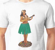 Hawaii Bobblehead Unisex T-Shirt