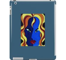 unexpected reflection iPad Case/Skin
