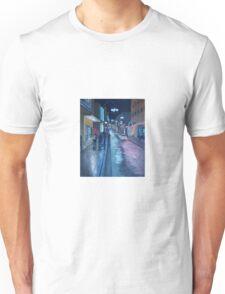 Little Burke Street Melbourne Unisex T-Shirt
