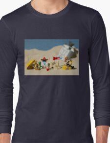 Lego Tatooine picnic Long Sleeve T-Shirt