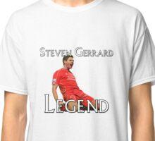 Steven Gerrard Legendary Series - Celebration Classic T-Shirt
