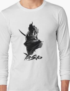 Yasuo Long Sleeve T-Shirt
