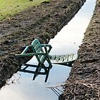 ditch(ed) chair by globeboater