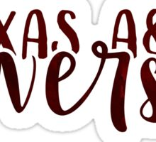Texas A&M - Style 1 Sticker