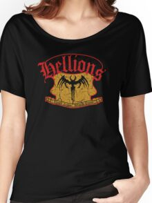 Hellions Motorcycle Club Women's Relaxed Fit T-Shirt