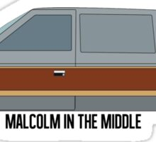 Malcolm In The Middle Sticker