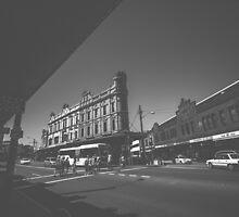 Newtown  by Daniel Watts