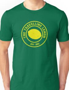The Travelling Lemon est. 2011 Unisex T-Shirt