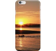 Sunset Waters iPhone Case/Skin