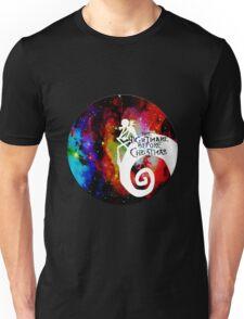 Jack Nightmare Before Christmas Moon Unisex T-Shirt