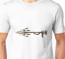 Eagle Spear - Transverse Unisex T-Shirt