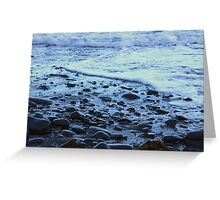 Surf on the Beach Greeting Card
