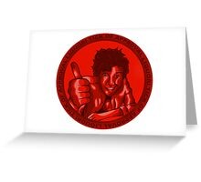 Liguori Tick Of Approval Greeting Card