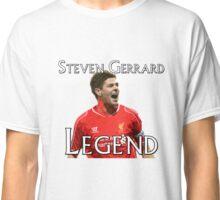 Steven Gerrard Legendary Series - Passion Classic T-Shirt