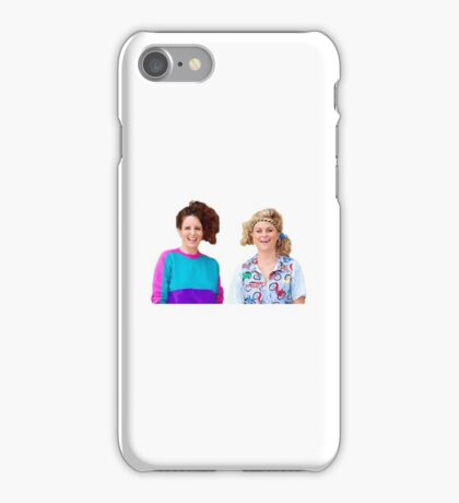 Retro Sisters iPhone Case/Skin