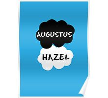 Augustus & Hazel - TFIOS Poster