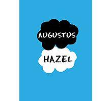 Augustus & Hazel - TFIOS Photographic Print