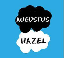 Augustus & Hazel - TFIOS by Susanna Olmi