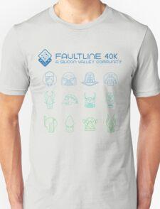 Faultline 40k   League of Frenemies   Cool Unisex T-Shirt