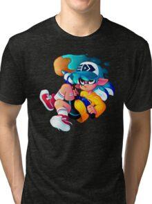 Inkbrush Nouveau  Tri-blend T-Shirt